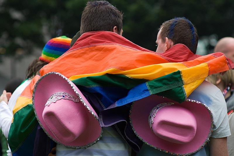 Защита прав сексуальных меньшинств